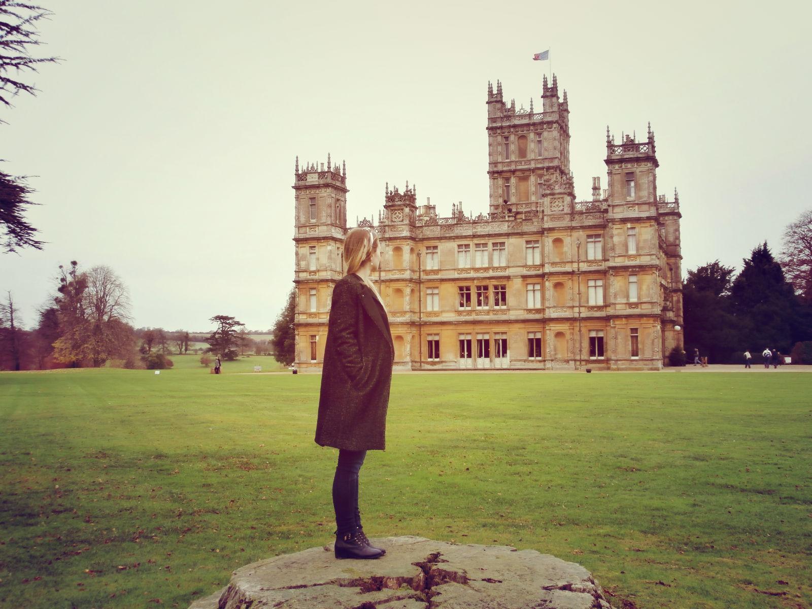 Downton Abbey Vintagemädchen