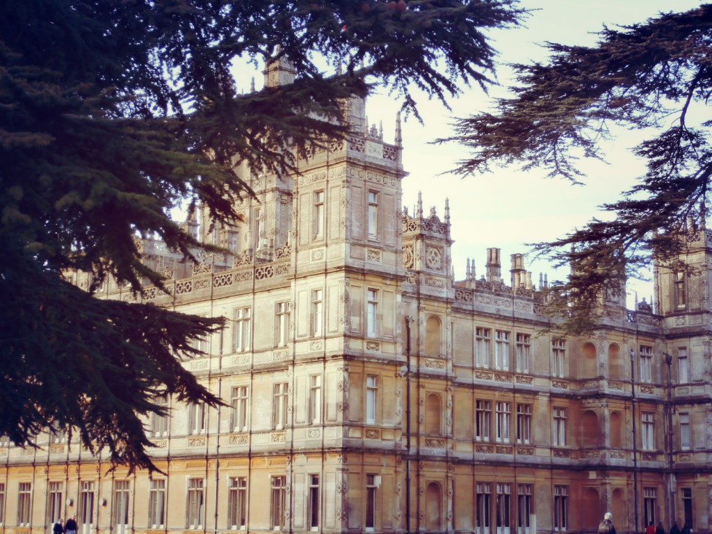 Vintagemaedchen Downton Abbey