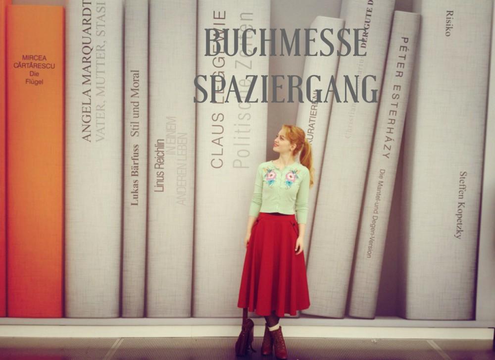 Buchmesse Vintagemädchen