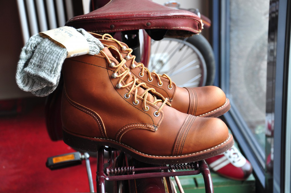 Redwing Shoes Stilkontor