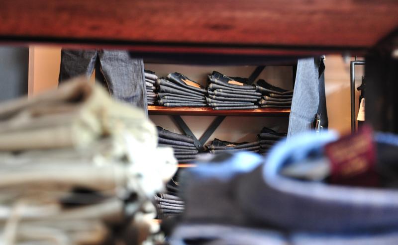 Jeans Geschichte im Stilkontor