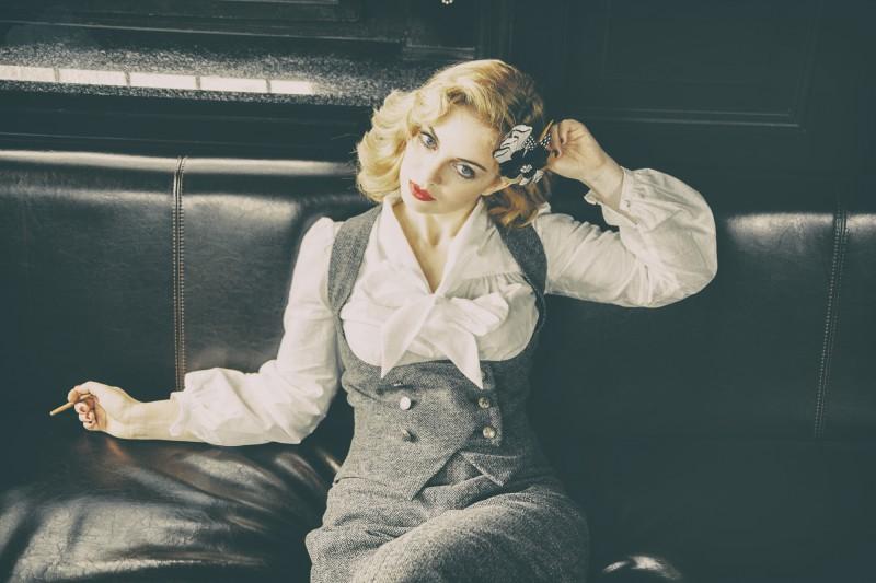 Marlene Dietrich Mode