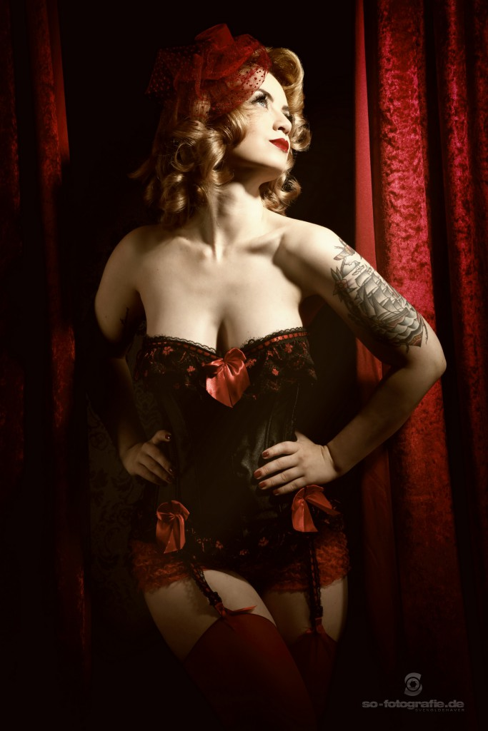 Burlesque Shooting