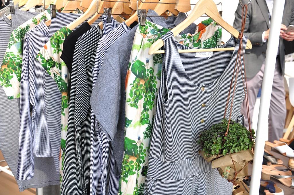 Grüne Mode Muka