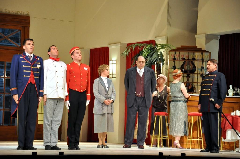 Capriolen Revue Theater