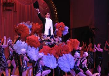 Capriolen Revue Theater Titel