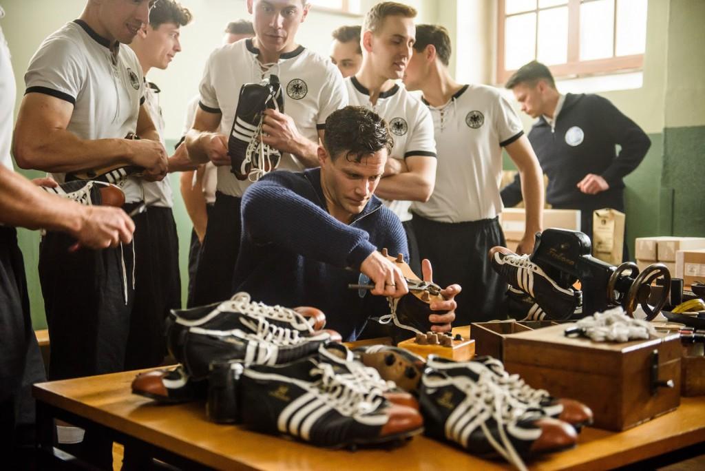Sportgeschichte Adidas Puma