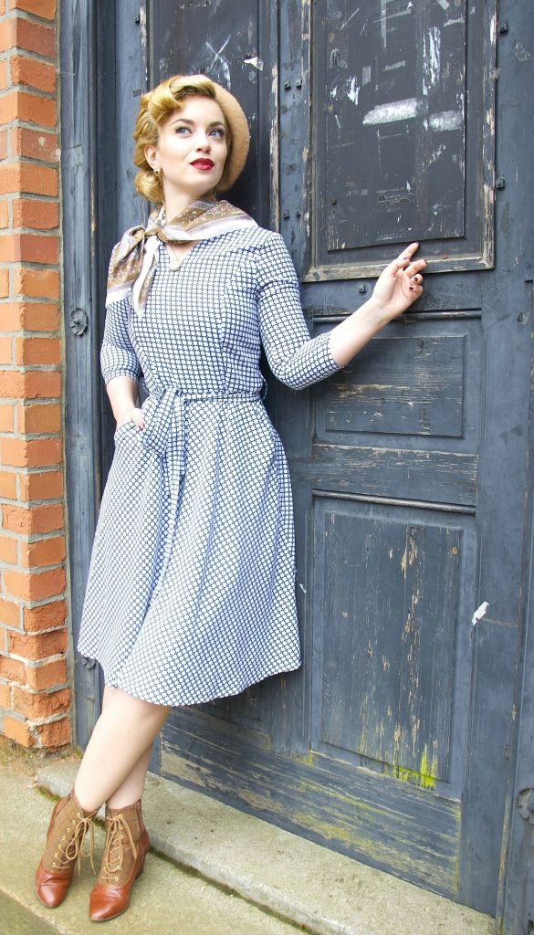 Swing Dress Mlle Tambour