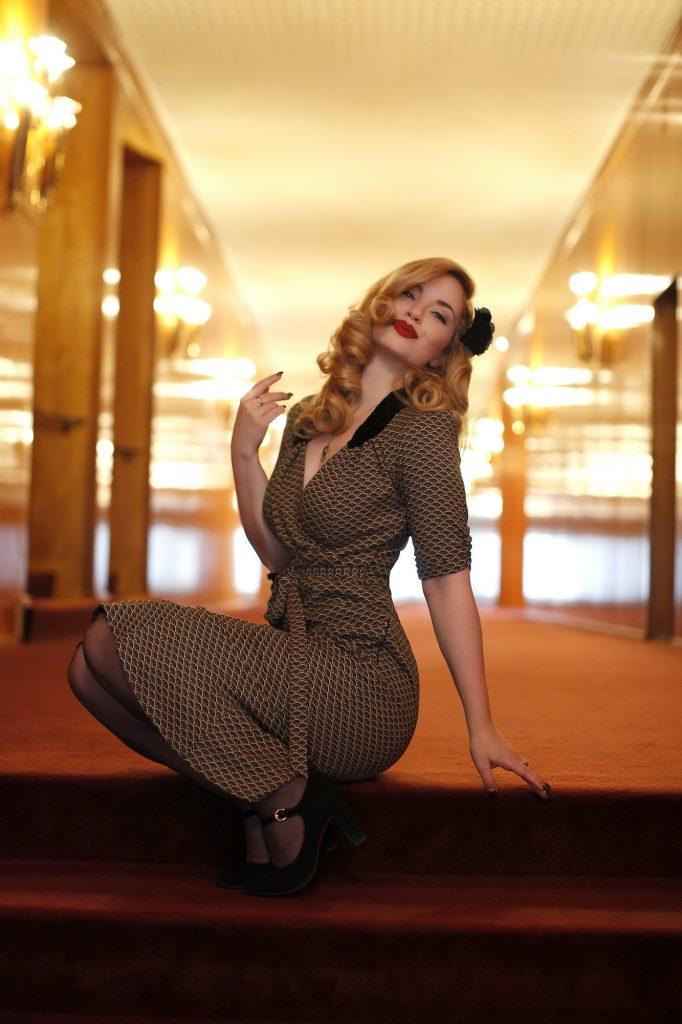 Glamorous Vintage StylesArt Deco Dress