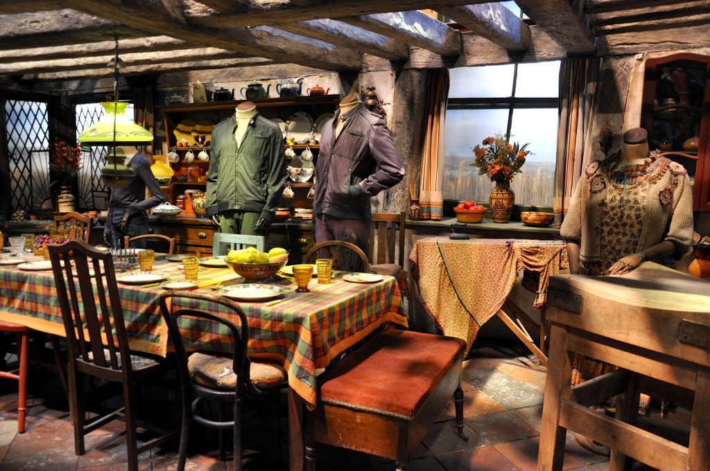 Warner Brothers Studio Tour London Burrow