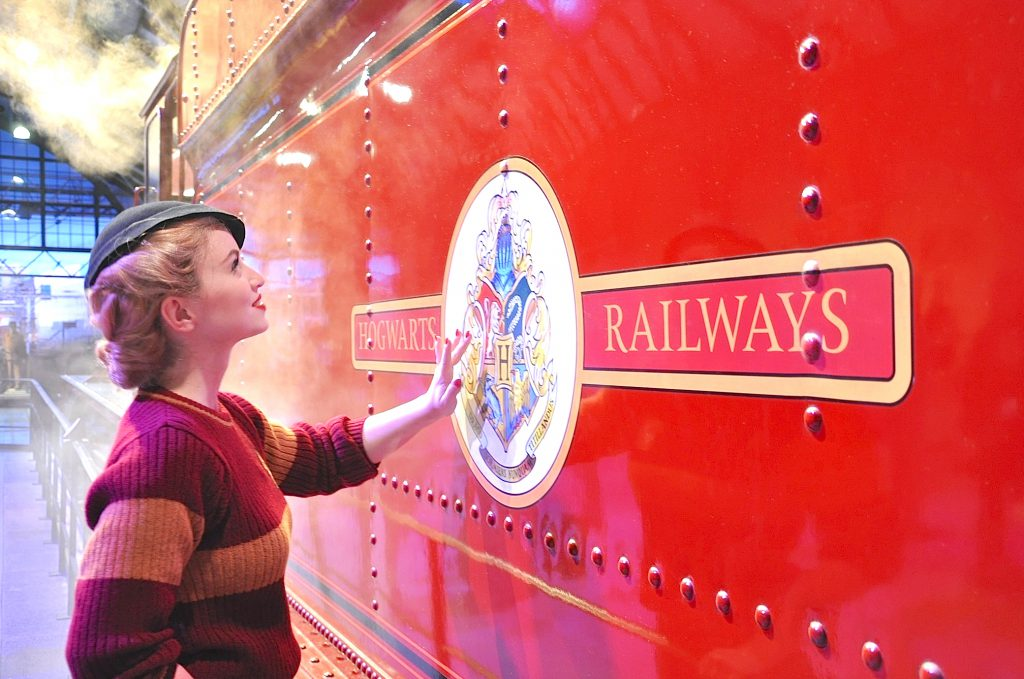 Warner Brothers Studio Tour London Hogwarts Express