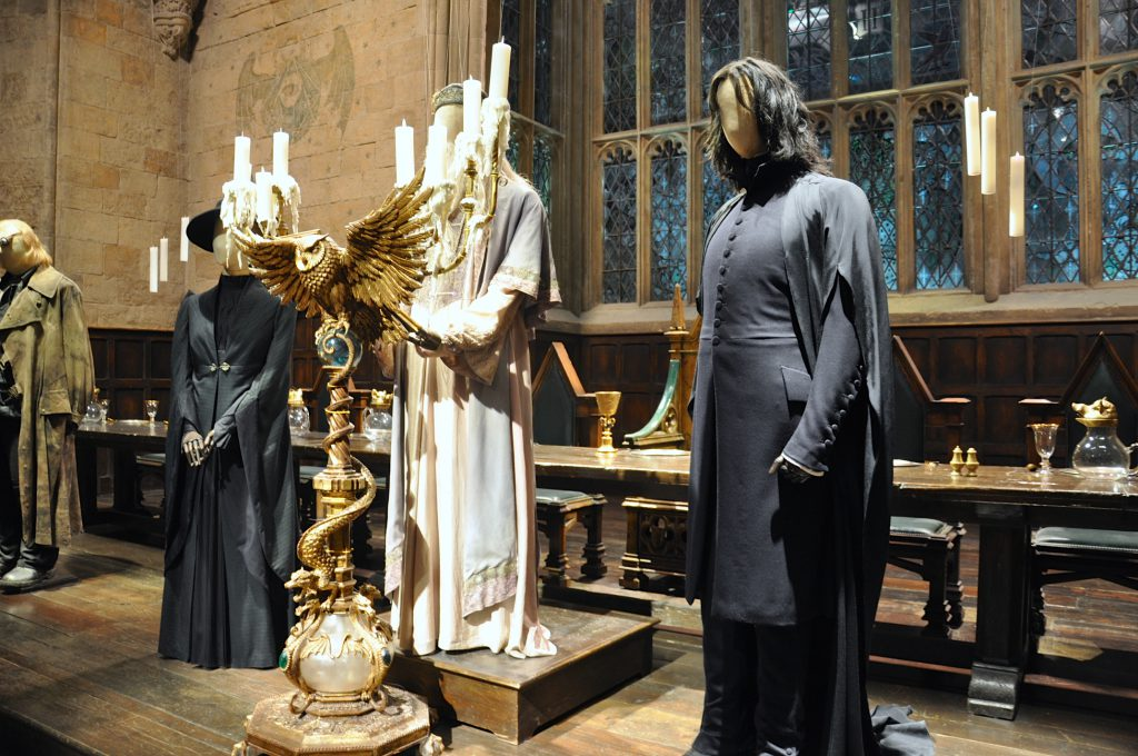 Harry Potter Ausstellung Great Hall