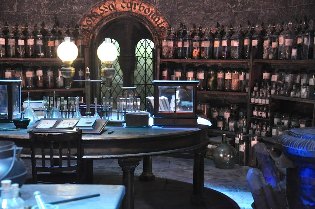 Harry Potter Ausstellung - Hinter den Kulissen in den Harry Potter ...
