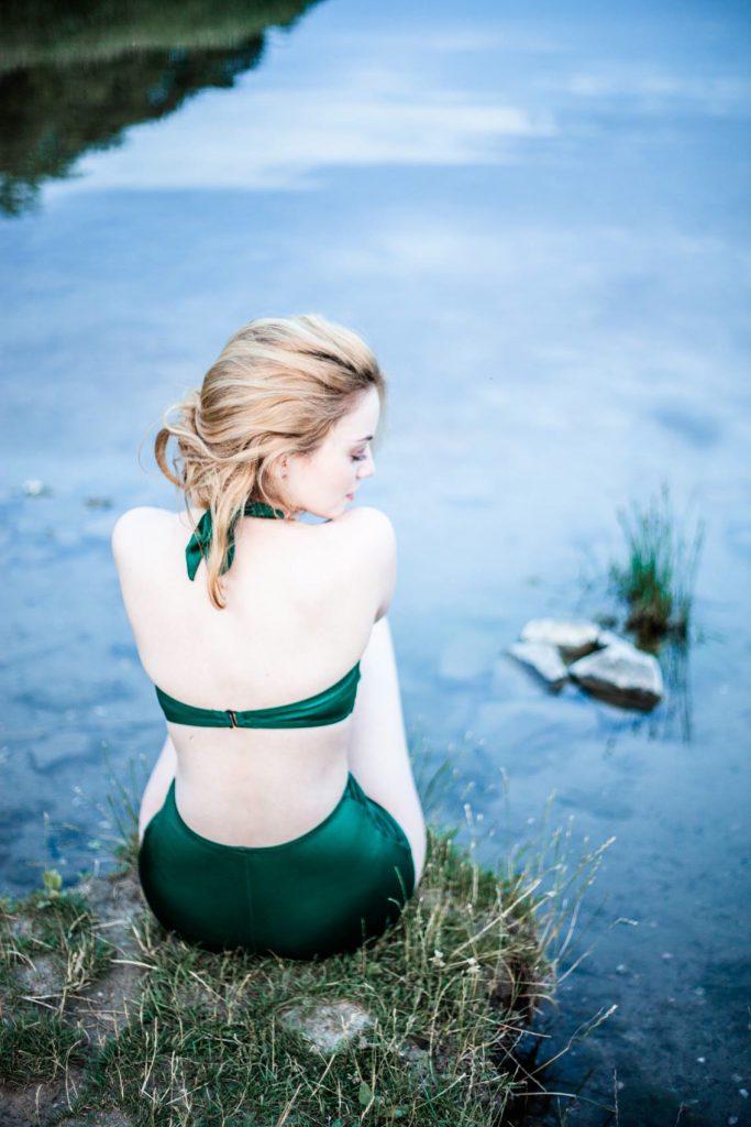 1970s summer bikini Forluna Swim