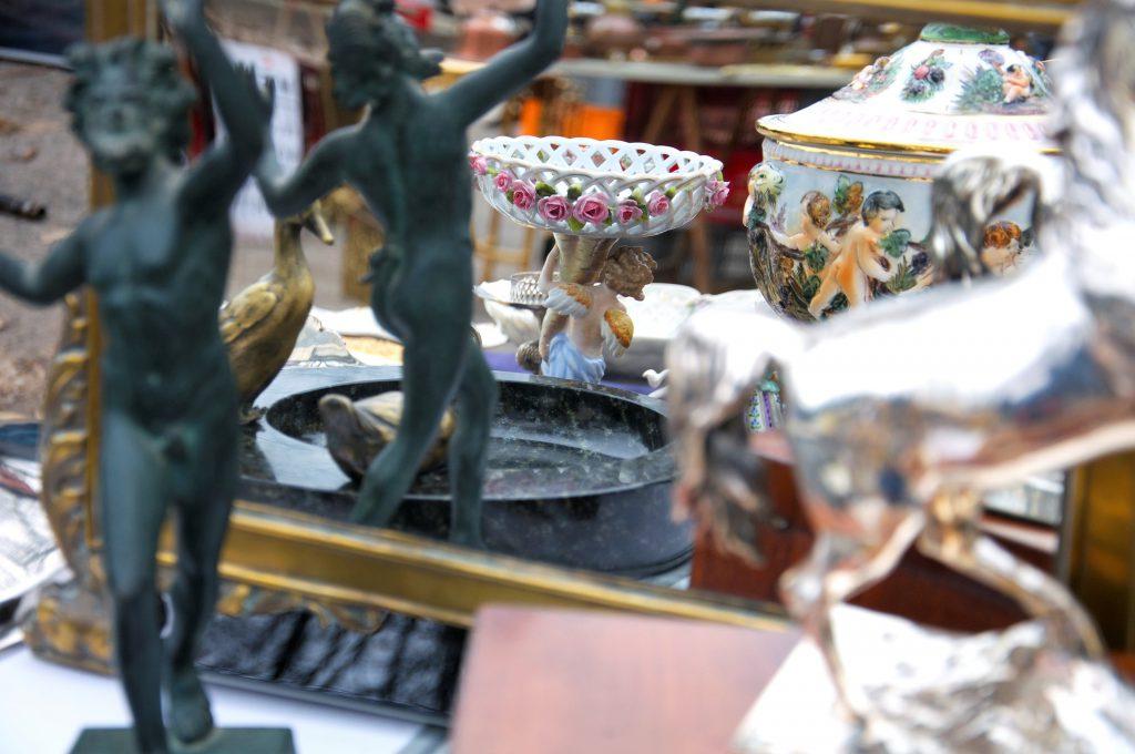 Flea Market Tips Mirror