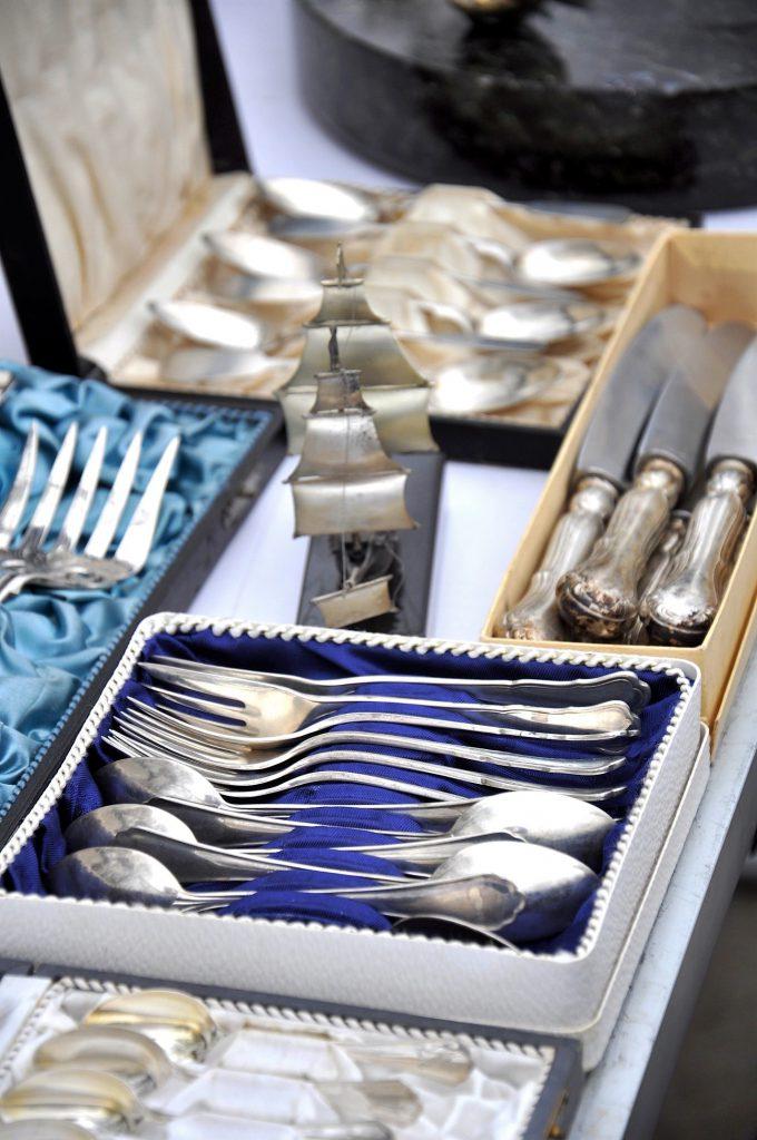 Flea Market Tips Spoons