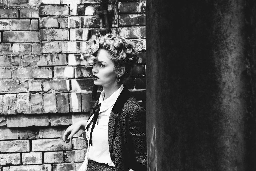 Teddy Girls Zigarette