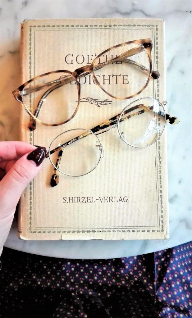 Vintage Brille - Vintage Glasses Auswahl