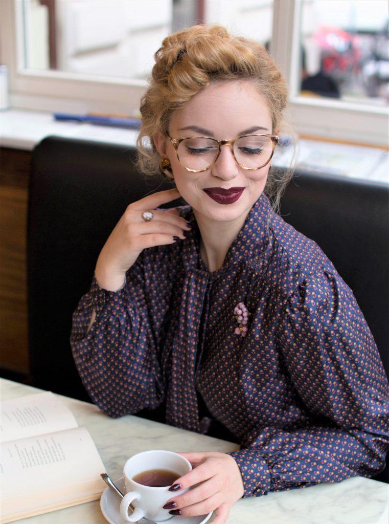 Vintage Brille Vintage Glasses Buch