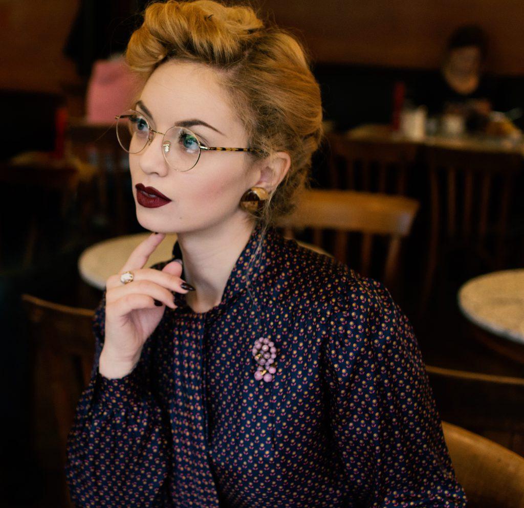 Vintage Brille _ Vintage Glasses (2)
