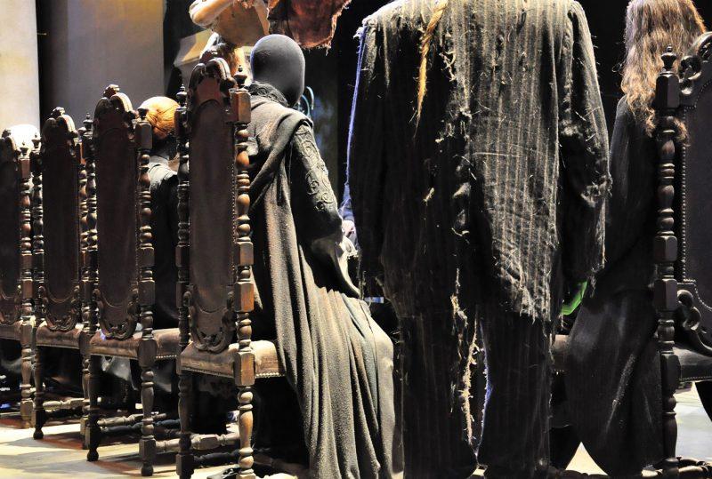Dark Arts - die Dunklen Künste Death Eater 4