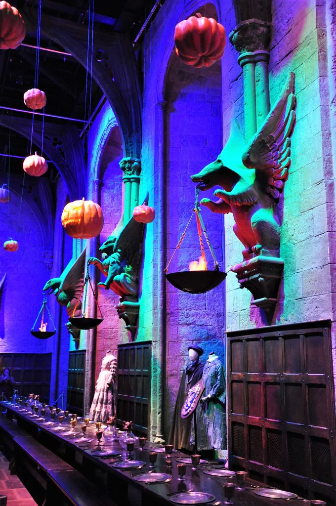 Dark Arts - die Dunklen Künste Hogwarts