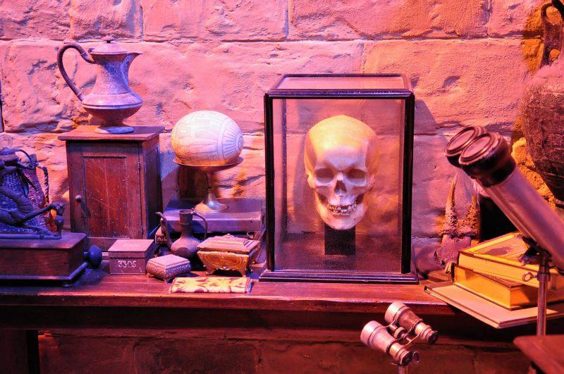 Dark Arts - die Dunklen Künste Skull