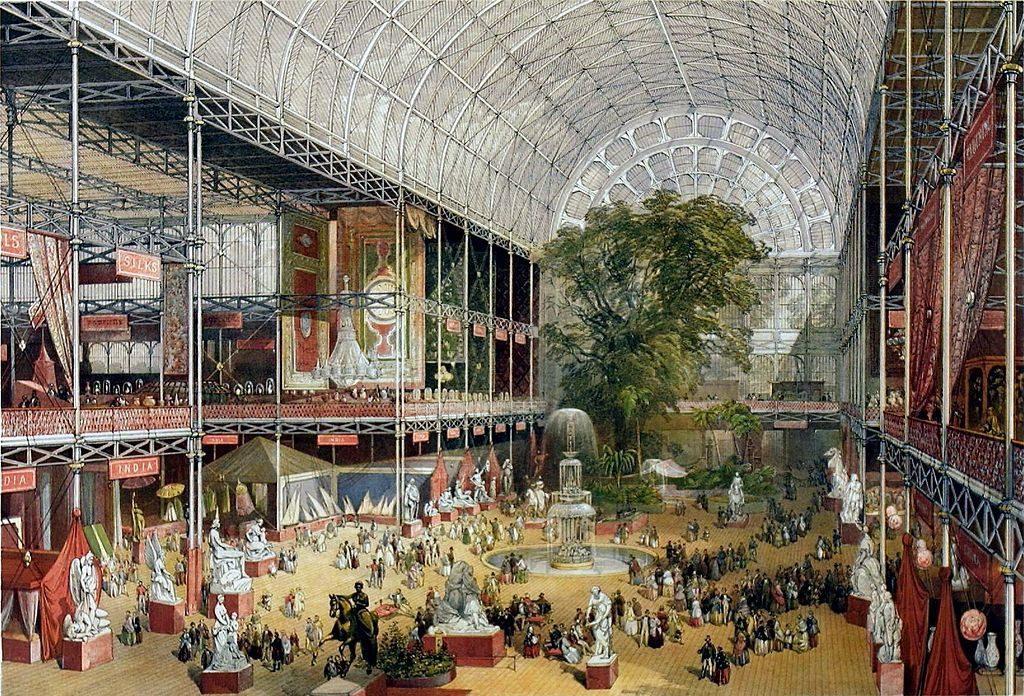 London's V&A Crystal Palace