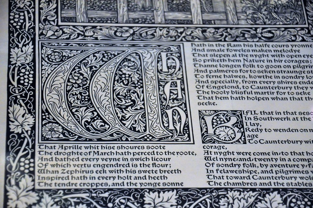 William Morris London's V&A 3