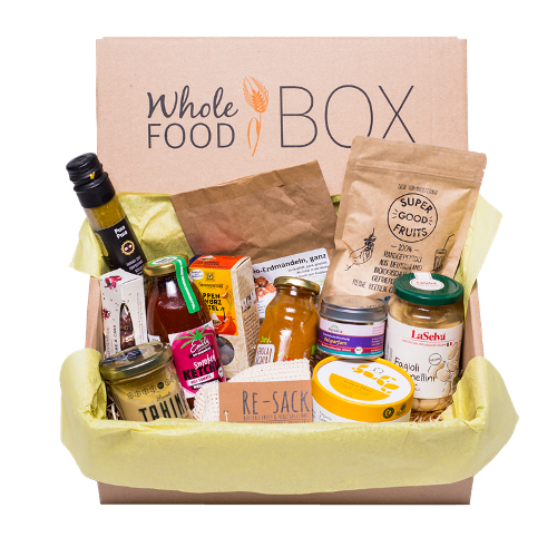 alternative Geschenkideen food box