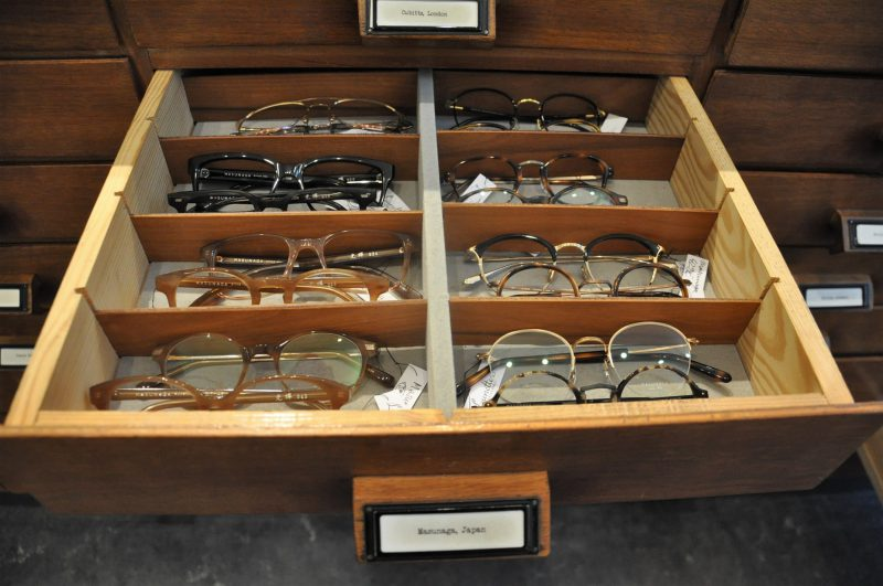 In Store 5 Vintage Eyewear Shop - Lunettes Selection Berlin