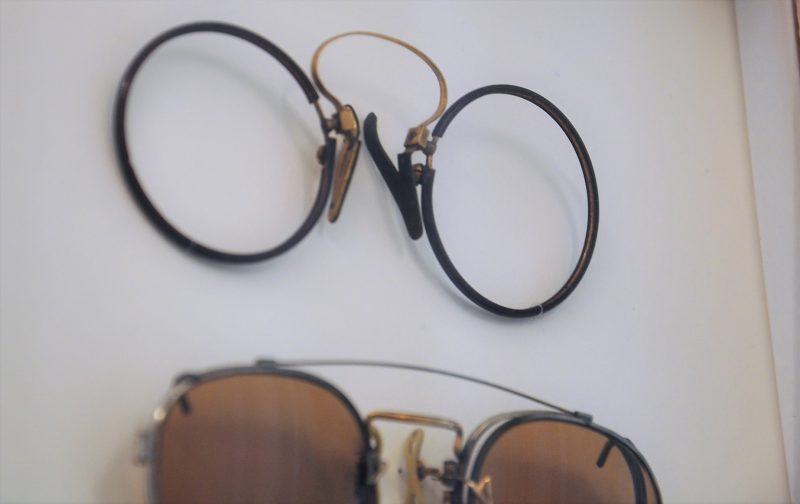 In Store 8 Vintage Eyewear Shop - Lunettes Selection Berlin