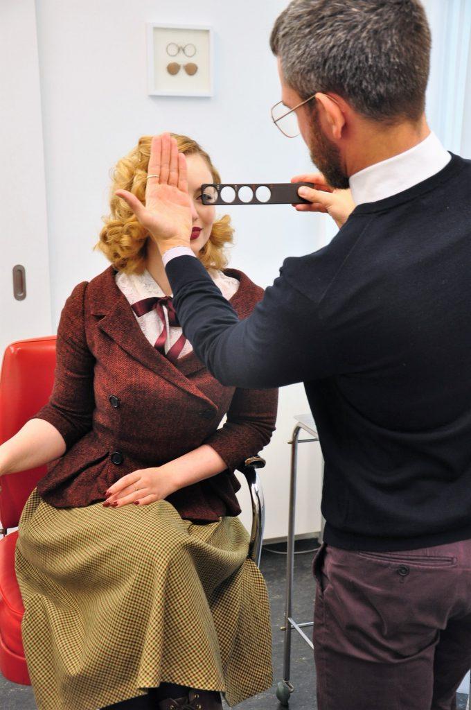 Refraction 5 - Vintage Eyewear Shop - Lunettes Selection Berlin