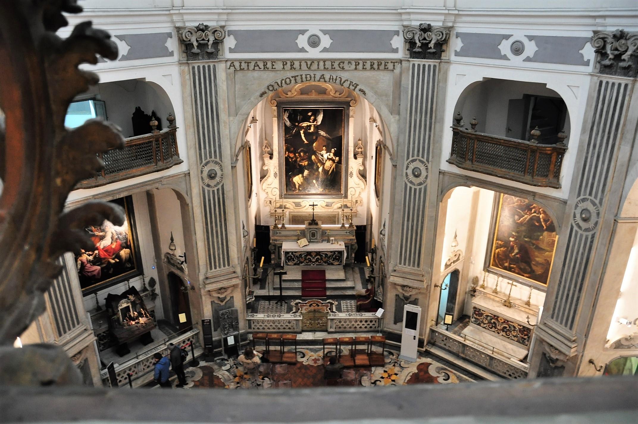 Caravaggio Pompeii visit Napoli - Neapel Tipps (44)
