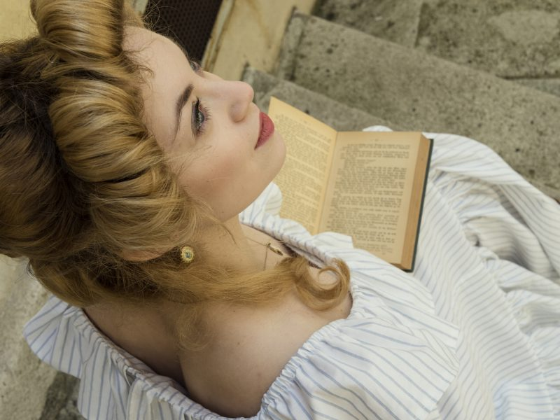 Women who read - Frauen, die lesen