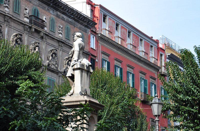 Piazza Bellini Napoli - Pompeii visit Napoli - Neapel Tipps (49)