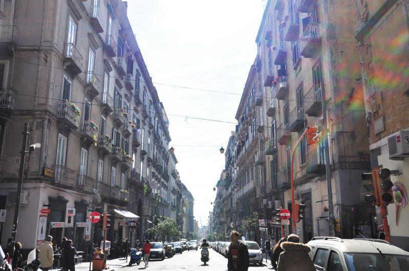 Streets of Napoli - Pompeii visit Napoli - Neapel Tipps (47)
