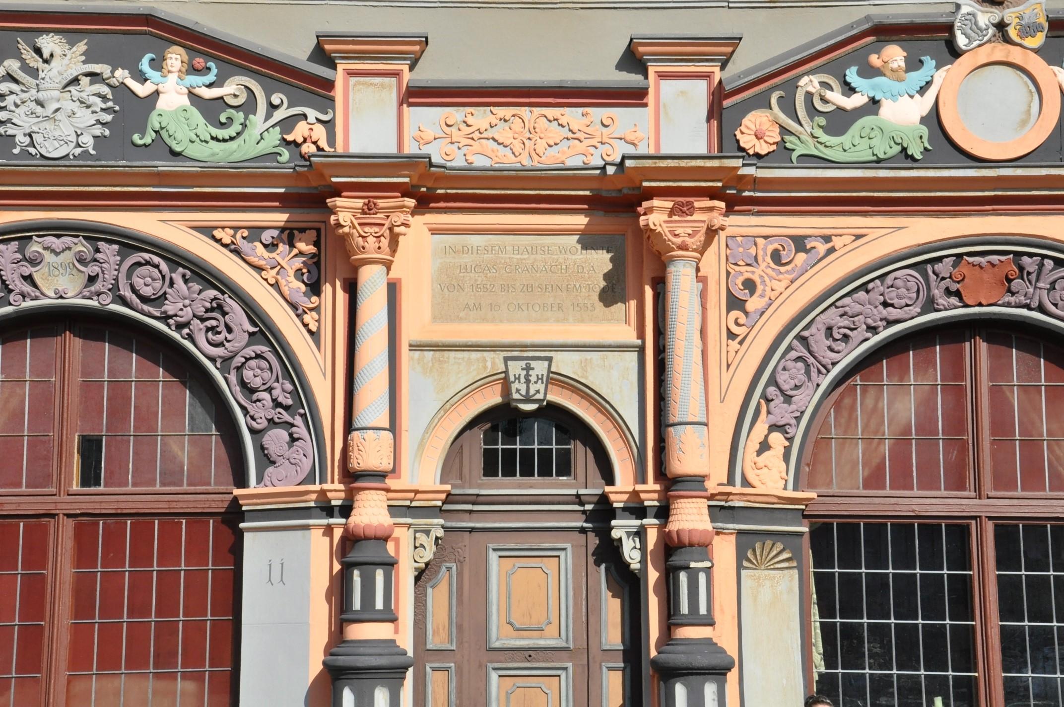 Cranach Haus Historischer Stadtrundgang durch Weimar - Duchess Anna Amalia Library - (25)