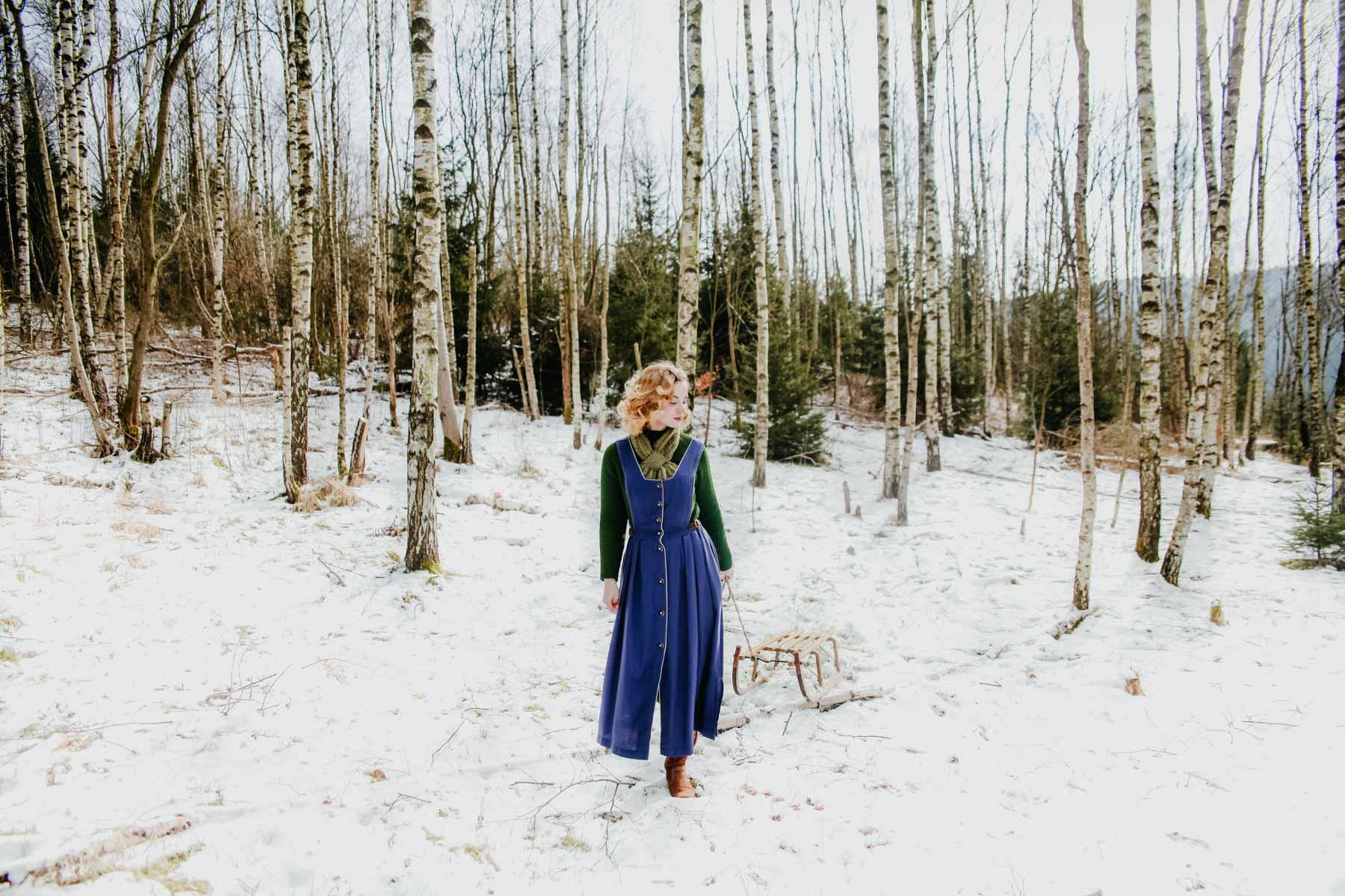 Snowy Day - Schneetag (12)