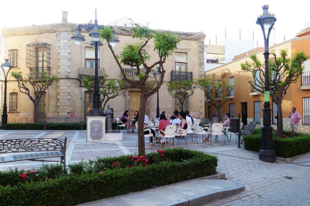 Vera Andalucia travel - Reisebericht Andalusien Marktplatz