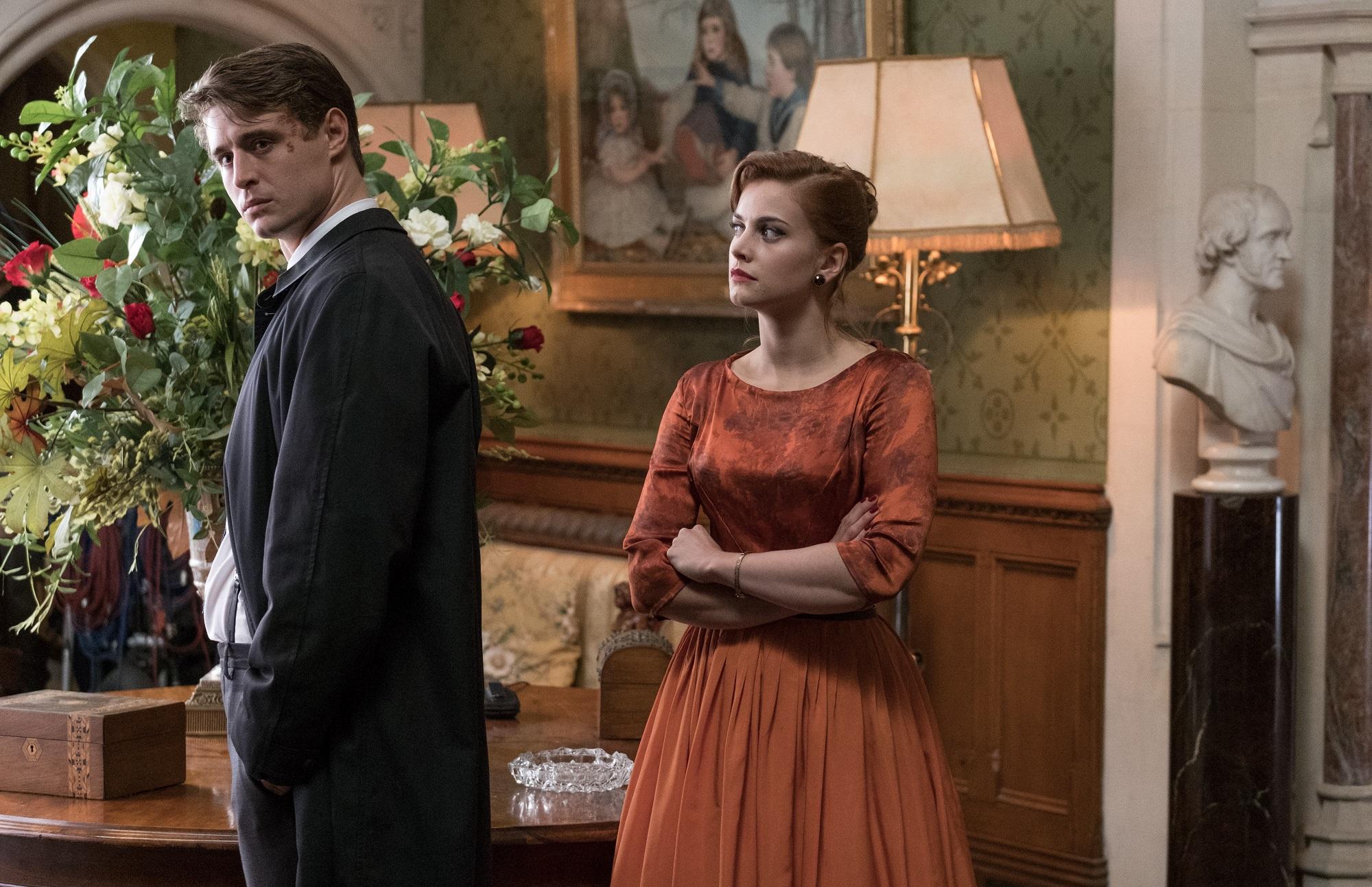 Das krumme Haus - Agatha Christie Verfilmung - The Crooked House - Agatha Christie Movie