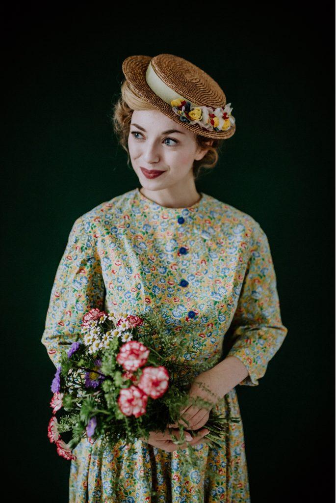 Vintage Model Victoria Beyer from Vintagemaedchen (18)